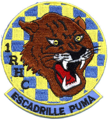 Patch APS 6e EHM type 2 du 1er RHC Alat.fr