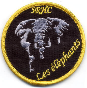 Patch APS ESA type 1 du 5e RHC Alat.fr