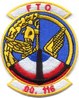 Patch IMC Côte d'Ivoire Flying Training Organisation  ESALAT Dax Alat.fr