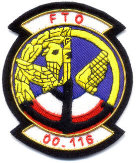 Patch IMC Pakistan Flying Training Organisation  ESALAT Dax Alat.fr
