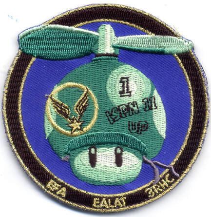 Patch instructeur sol du personnel navigant 11 EAALAT Alat.fr